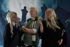 HP: Love or Money? by DestructiveDoll