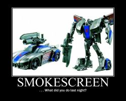 Transformers: Prime Beast Hunters Smokescreen by Onikage108