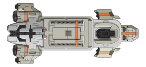 Iron Memory - Custom FTL Vessel by striker11v4