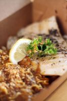 Satay Sauce with Grilled Dory by kolOut