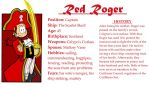 Red Roger Reference sheet by BillyBones0704