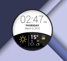 Weather Watch for xwidget by jimking