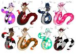 CLOSED SPECIES Dracaga Adopts -OPEN!!!- by Fluffy-Puppys-Adopts