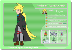 New Trainer Card 2014 by RPD490