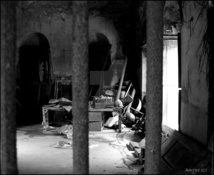 The room of lost remembrance by dusty-soul