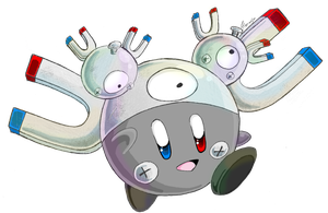 Magneton Kirby by Tigermix
