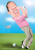 Gift caricature 17 by Steveroberts