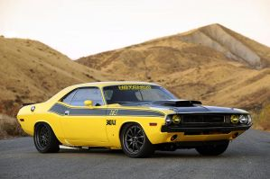 1970 Hotchkis E-Max Challenger by TheCarloos