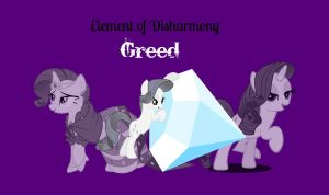 Element of Disharmony: Greed by SStwins