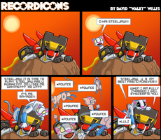 Recordicons #1 by itswalky