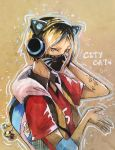 Haikyuu :: City Cat by Keyade