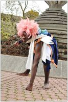 Fairy Tail: Ground Breaking by CosplayerWithCamera