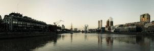 Puerto Madero by BookofThoth