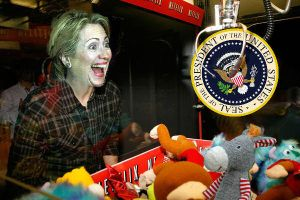 Hillary's Prize by Grampy0729