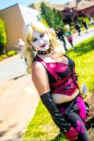 ColossalCon 2015 - Harley Quinn by VideoGameStupid