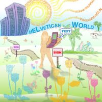 HELVETICAN world by garygeorgec