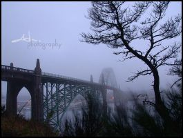 yaquina bay bridge by NWunseen