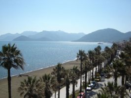 Marmaris (1) by sauronthegreateye