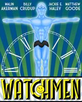 Watchmen by vanderh7