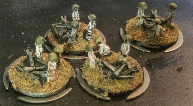 15mm Meerkats:  Mechanics by Spielorjh