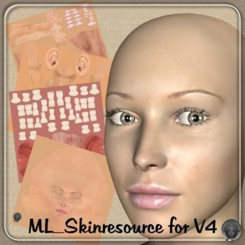 ML skin resource for V4 by FantasiesRealmMarket