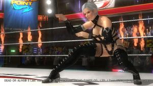 DEAD OR ALIVE 5 Last Round Christie43 by aponyan