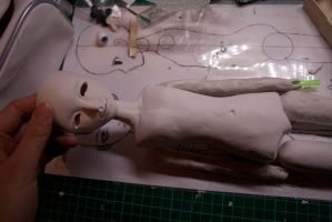 BJD Project A: Day 3 by materiae