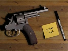 I Dare You by TheRealSlimPickins