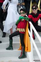 Damian By Mark Shafer8 by ComicChic19
