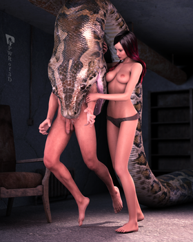 Man Eater V1 by PWRof3D