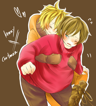 stop kenny. by Ice-S-Cream-Twins