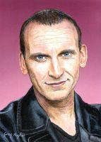 The Ninth Doctor by Arrowfire