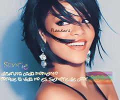Rihanna phrase by Zoey-designs