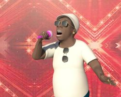 Champagne 3D x-factor audition by 0jen0