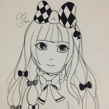 Line Play Avatar by Lenalee-lee