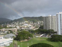 rainbow in liliha by KimSam-Soon