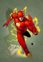The Flashest by spidermanfan2099
