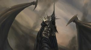 Witch King of Angmar by pixelais