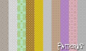 Patterns by jussta