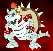 Dry Bowser by BenjaminTDickens