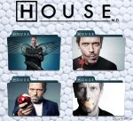 House M.D. Icon Folder Pack by QuaffleEye