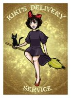 Kiki's Delivery Service by Caden13