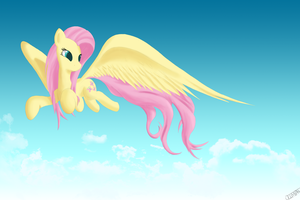 Fluttershy by Ultimiant