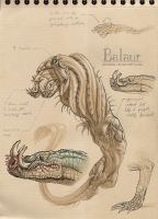 Dragon2 - Balaur by Adorael