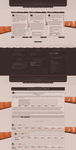 FREE Blogger template Autumn look by stupid-owl