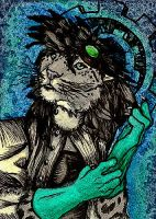 ACEO - Yami by Quoosa