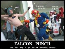 Falcon Punch - Fanboy edition by FaNtAsYzMaRiOnEtTe