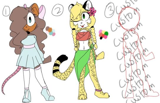 FEMALE ADOPTS 2/3 by Adopts-for-girl-boy