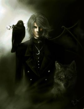 Prince of darkness. by thanomluk