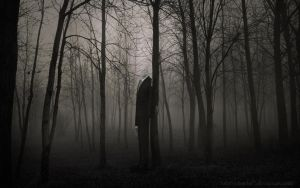 Slender - Deep in the Woods by cfowler7